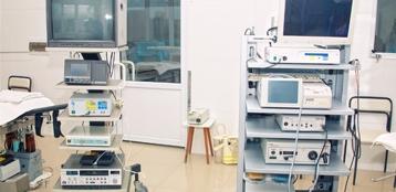 Проведение артроскопии голеностопного сустава