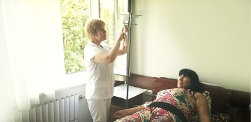 остеоартроз и остеохондроз - медикаментозные блокады