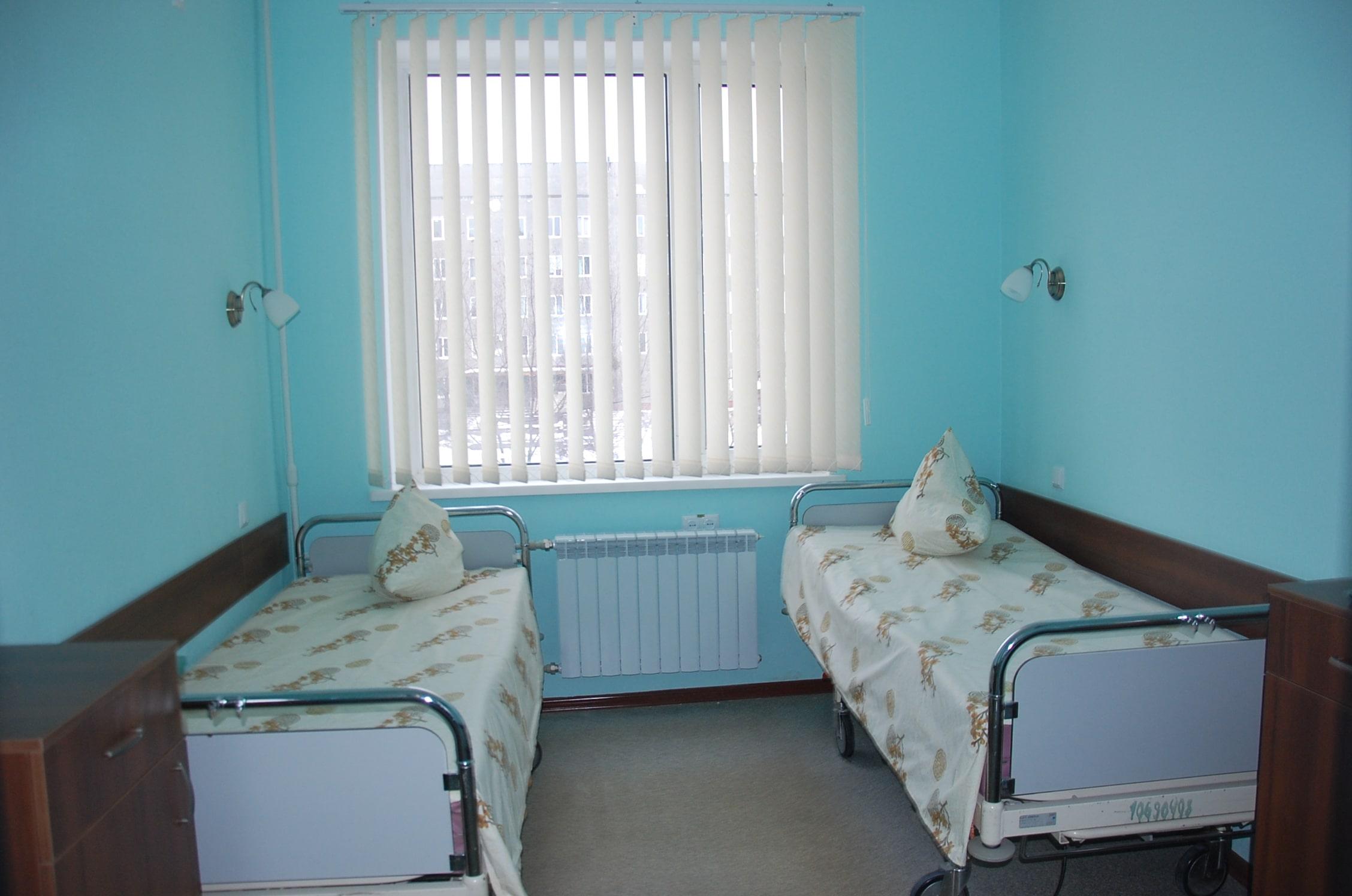 удобные кровати ортопедического отделения