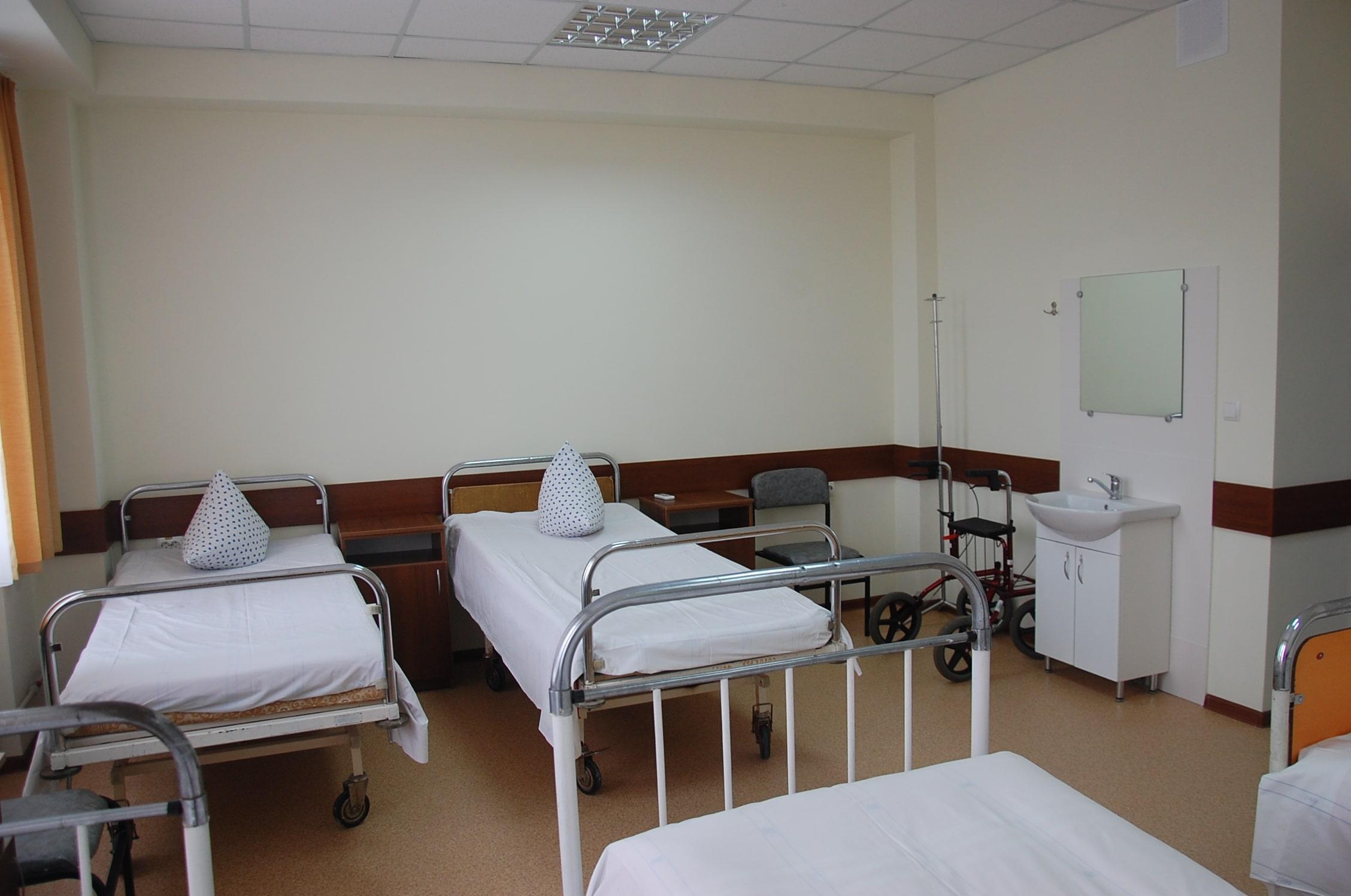 лечение в ортопед-травматологическом отделении