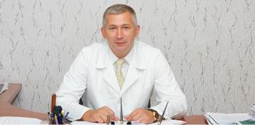 Гавриков А.Є. - головний лікар
