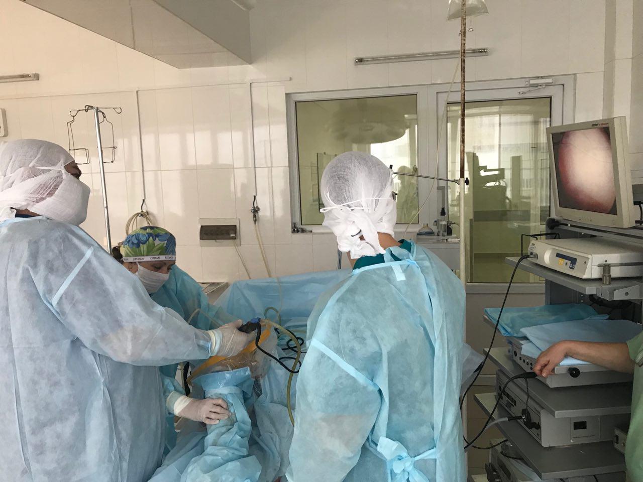 Хирургическое лечение тазобедренного сустава